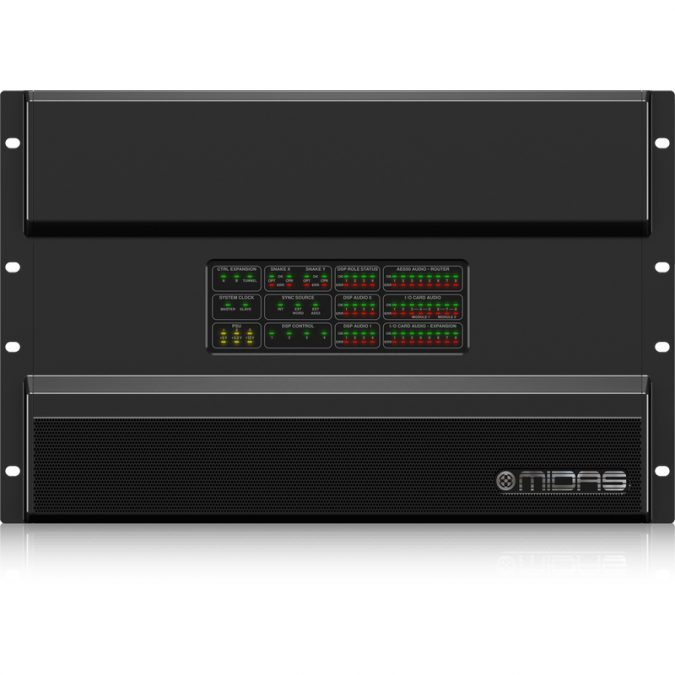 Midas Neutron High-Performance Audio System Engine
