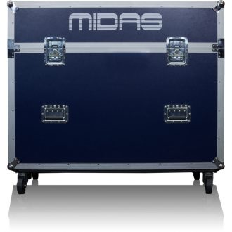 Midas PRO2-RC Touring Grade Road Case for Live Digital Console Control Centre
