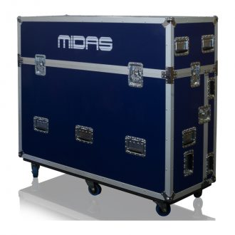 Midas PRO369-RC Touring Grade Road Case