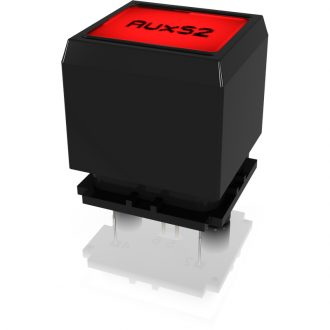 Midas PRO LCD SWITCH Pushbutton Switches