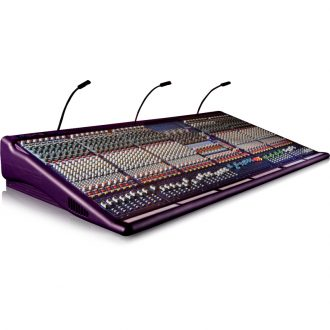 Midas V-240-8-IP Live Analogue Console with 40 Input Channels
