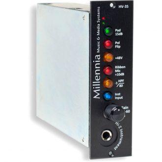Millennia HV-35 Microphone Preamp