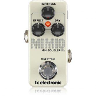 TC Electronic Mimiq Mini Doubler Guitar Pedal