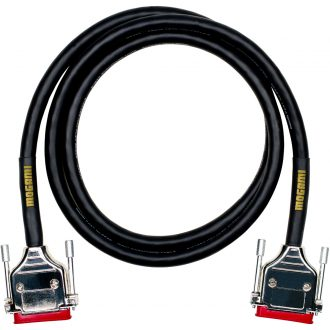 Mogami Gold DB25-DB25 Analog Interface Cable