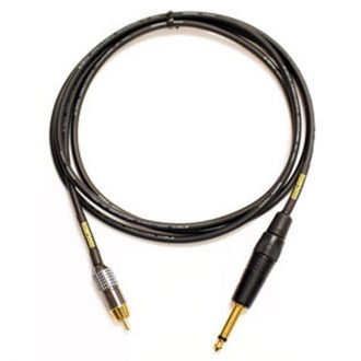 Mogami GOLD TS-RCA Adapter Cable