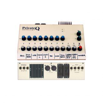 Mytek PrivateQ Classic Mix Station