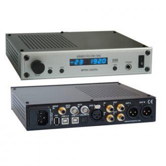 Mytek Stereo 192-DSD DAC – Preamp – Silver