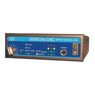 Mytek Digital Stereo96 DAC
