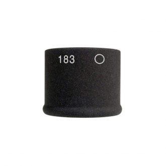 Neumann KM 183MT Omnidirectional Microphone-Matte Black