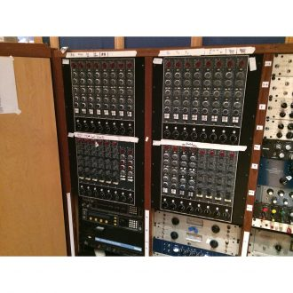 Neve 1081 (Vintage) 4 Band EQ/Pre rack of 8