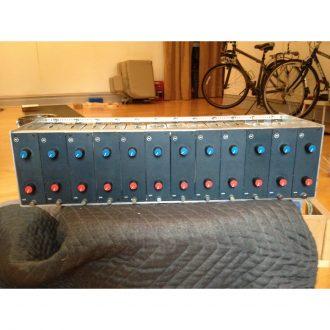 Neve 1274 Vintage Mic Pres 12 Rack