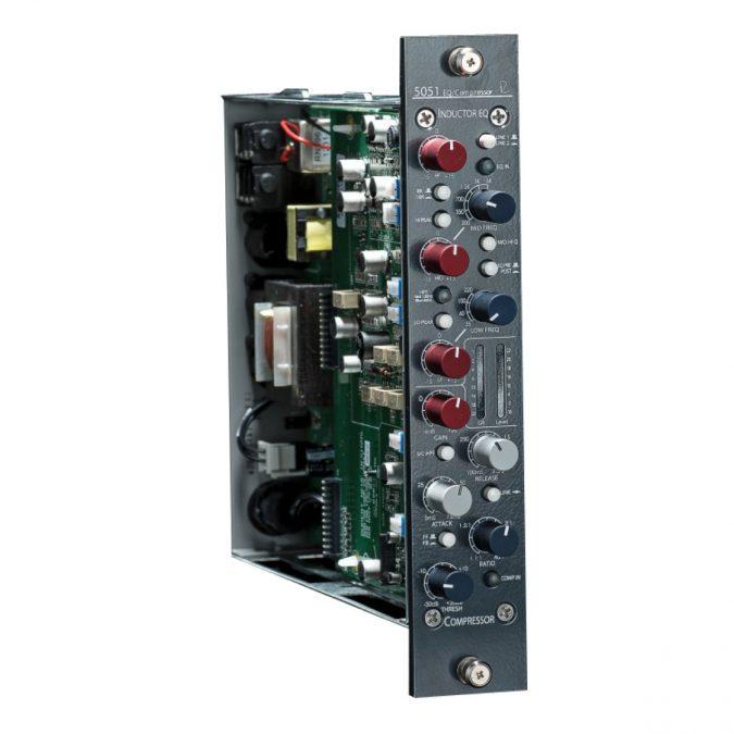 Rupert Neve Designs Shelford 5051 Inductor EQ/Compressor Module