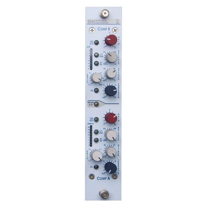 Rupert Neve Designs Portico 5043 Compressor Limiter