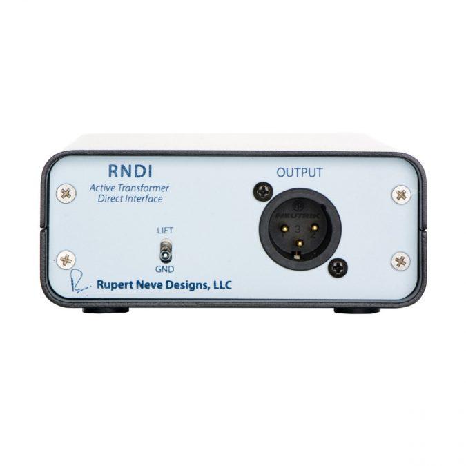 Rupert Neve Designs RNDI Active DI