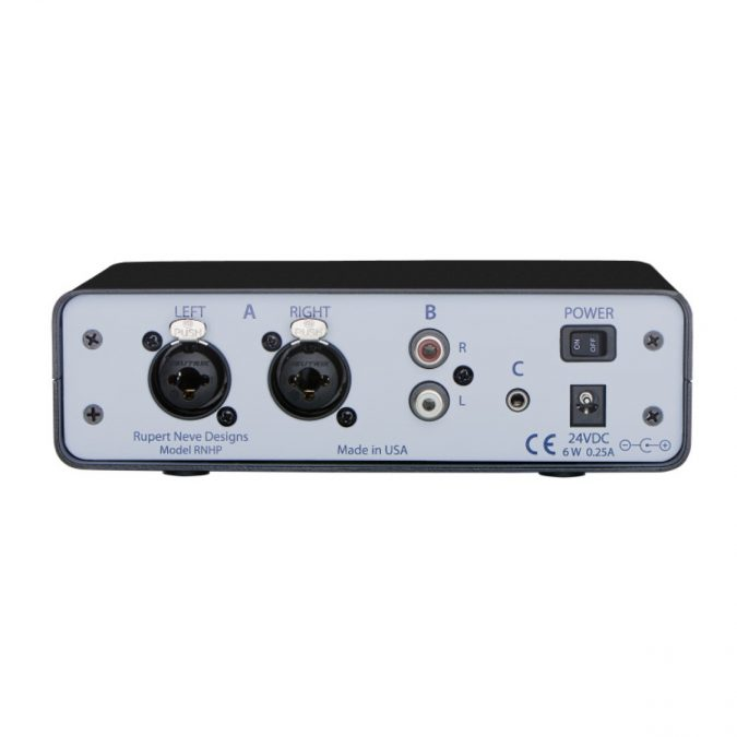 Rupert Neve Designs RNHP Headphone Amplifier