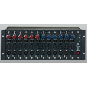Neve 1081R Remote Micpre Rack
