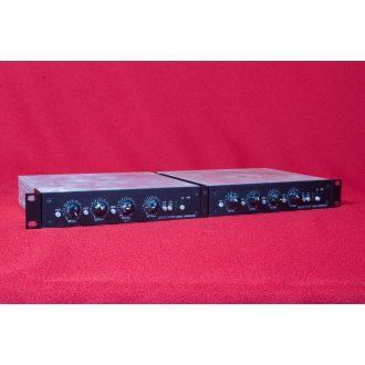 Overstayer Stereo Compressor x 2. 4 Channels (Used)