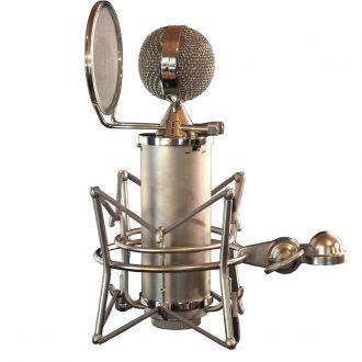 Peluso VTB Vacuum Tube Bottle Microphonep
