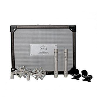 Peluso CEMC6-ST Condenser Microphone Stereo Kit