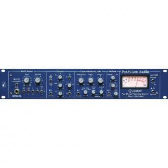 Pendulum Audio Quartet Recording Channel