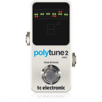 TC Electronic Polytune 2 Mini Effects pedal