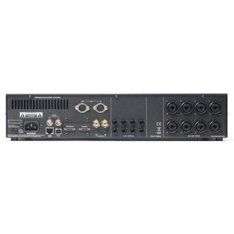 Prism Sound Atlas USB2 Interface 8 Mic CHS 2U