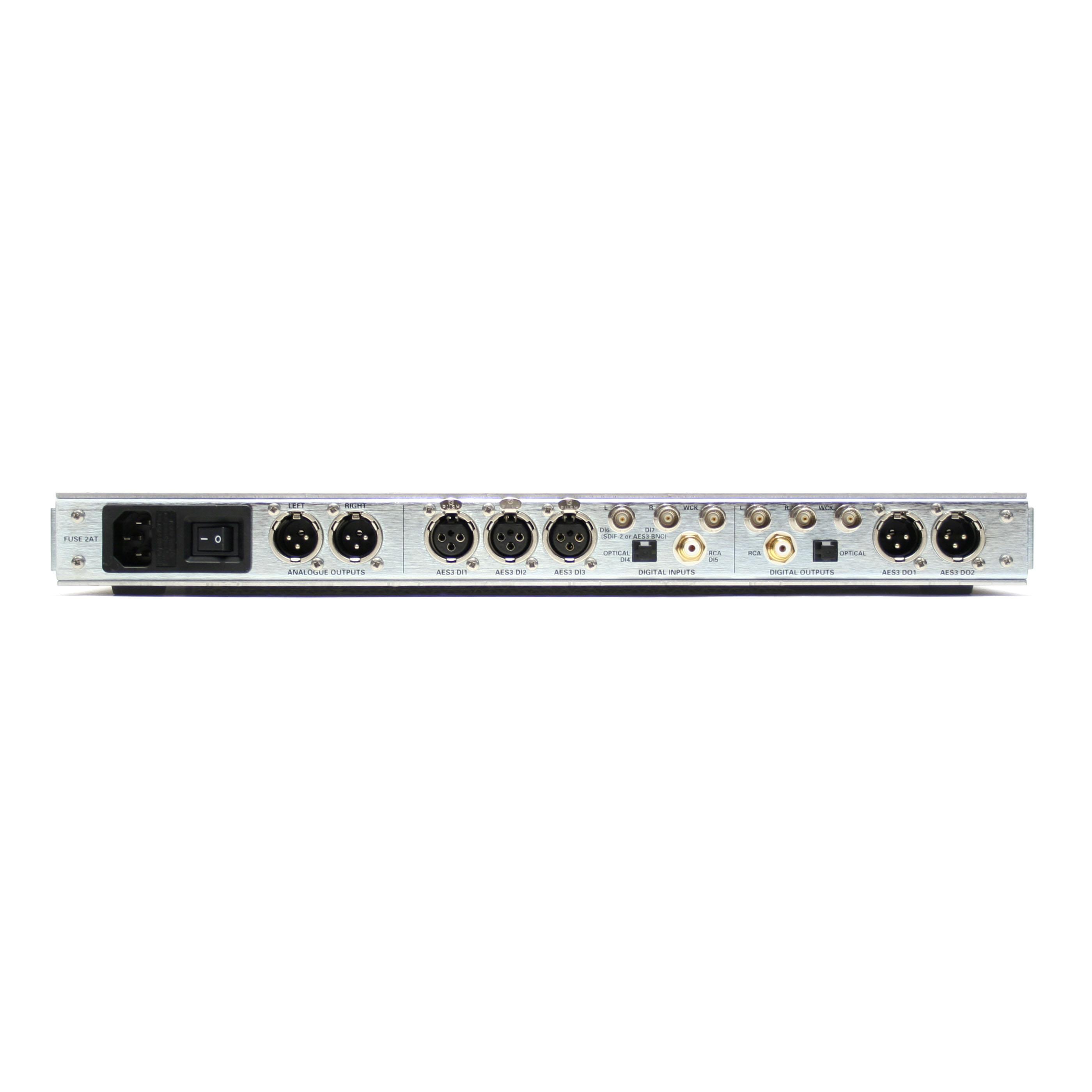 Prism Sound DA-2 Stereo Digital to Analog Converter » Sonic Circus