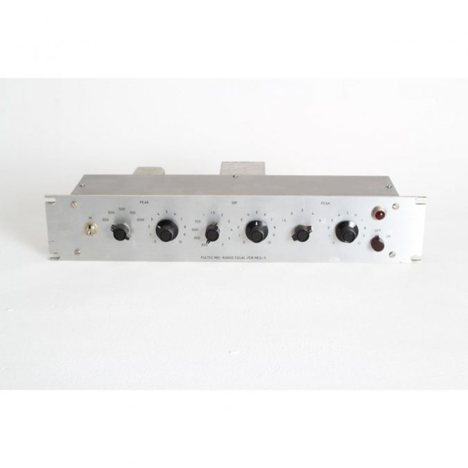 Pultec MEQ5 Solid State (Vintage)