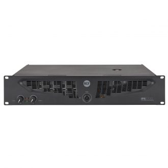 RCF IPS-3700 2 X 1500 W Class H Professional Power Amplifier