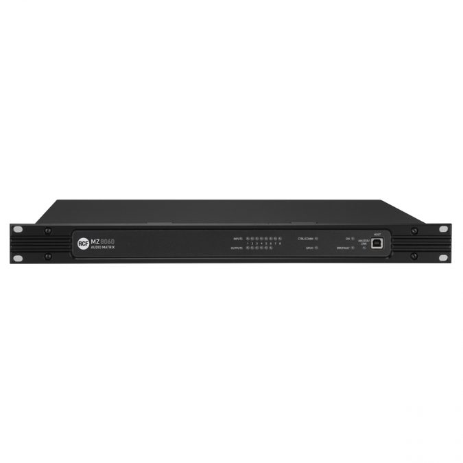 RCF MZ-8060 Audio Matrix