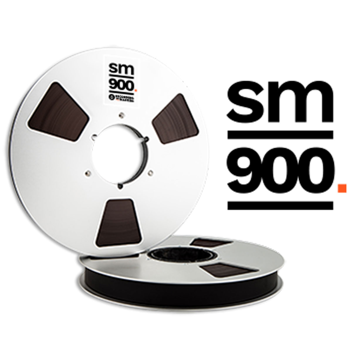 """Recording The Masters 900 1//4/"""" 2500/' REEL TO REEL Master Tape NEW"""