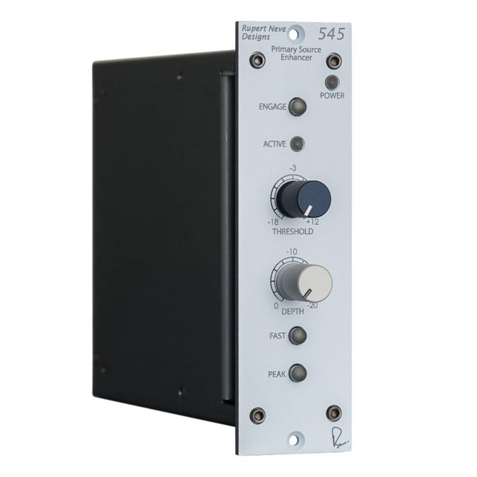 Rupert Neve 545-500 Series Primary Source Enhancer