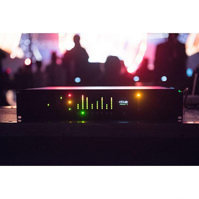 Rupert Neve Designs RMP-D8 Dante Microphone Preamp