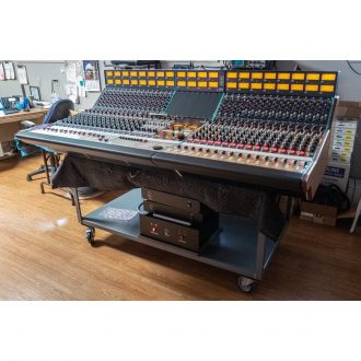 Used Vintage Recording Consoles and Mixing Consoles » Sonic