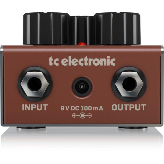 TC Electronic Rusty Fuzz Guitar Effects Pedal