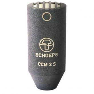 Schoeps CCM 2S Omni Miniature Condenser Microphone