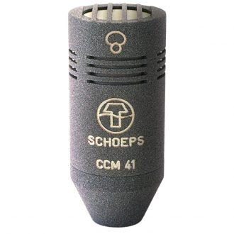 Schoeps CCM 41 Supercardioid Miniature Condenser Mic