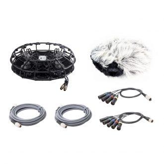 Schoeps ORTF 3-D Outdoor Plug & Play Set