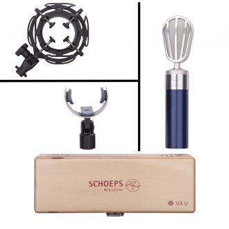 Schoeps V4 U Set Studio Vocal Microphone