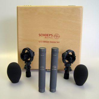 Schoeps CMC641 ST – US Stereo Set