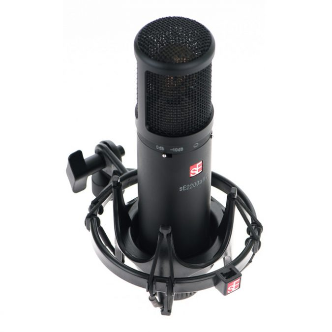 sE Electronics 2200a Recording Multipattern Microphone