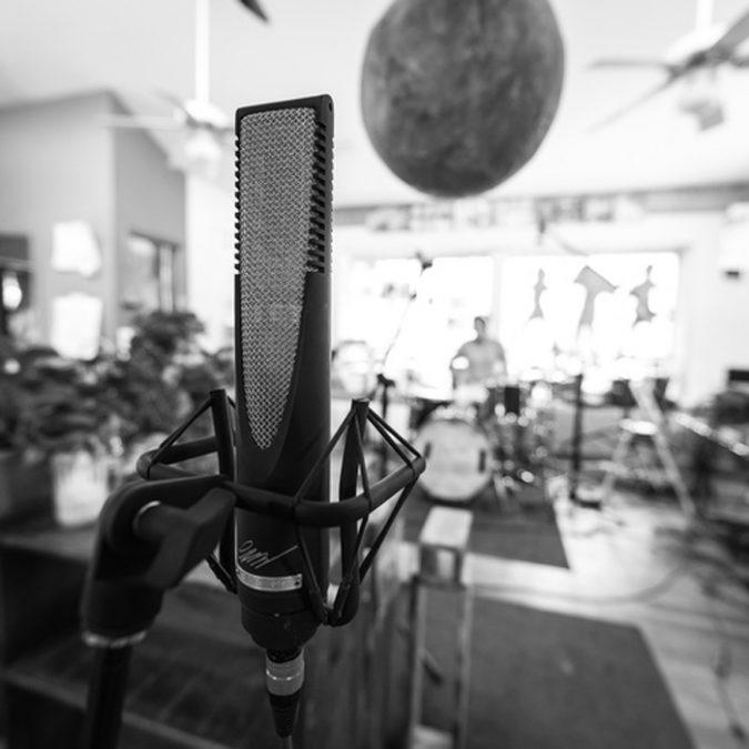 sE Electronics RNR1 Ribbon Microphone