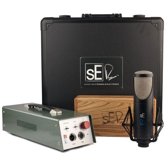 sE Electronics Rupert Neve RNT Tube Microphone
