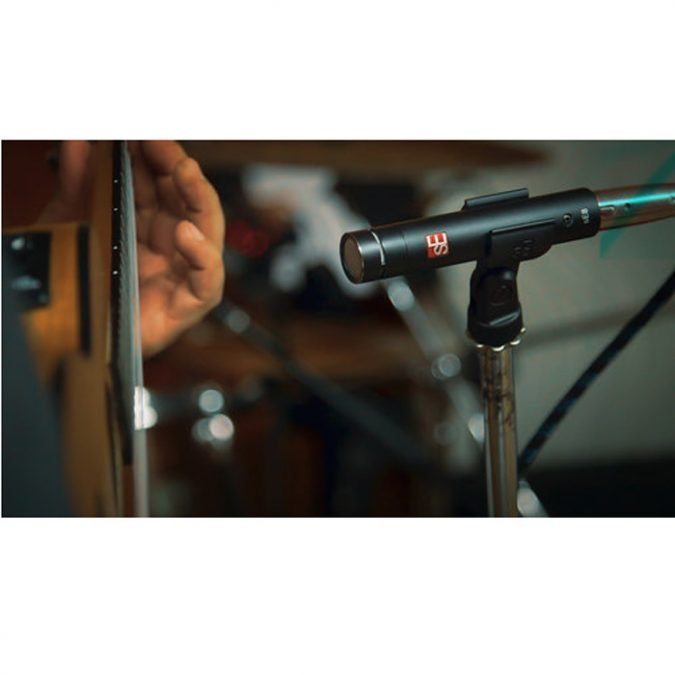sE Electronics sE8 Handcrafted Small-diaphragm Condenser