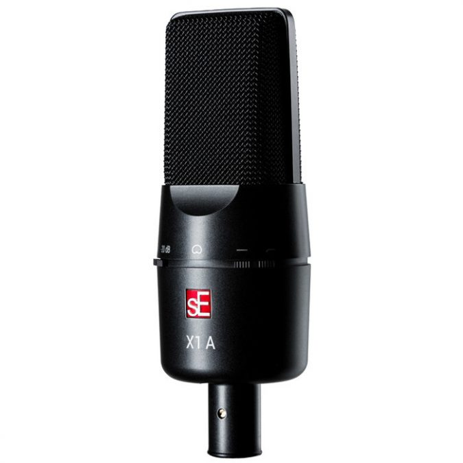 sE Electronics X1 A Condenser Capsule Microphone
