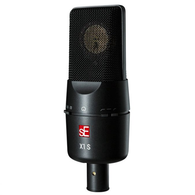 sE Electronics X1 S Condenser Microphone