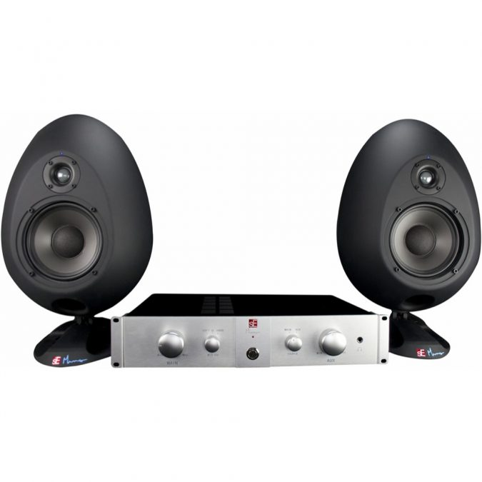 sE Electronics Munro Egg 150 Monitor System (Discontinued)