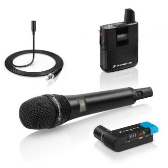 Sennheiser AVX-Combo SET Digital Wireless Microphone