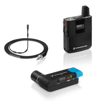 Sennheiser AVX-MKE2 SET Digital Wireless Microphone