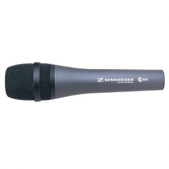 Sennheiser e 845 Super Cardioid Vocal Microphone
